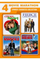 Comedy Favorites Collection: 4 Movie Marathon