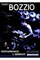 Terry Bozzio: Performance & Seminar