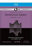 Masterpiece: Downton Abbey - Seasons 1-3