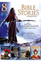 Bible Stories Collection: 8 Movies