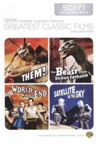 TCM Greatest Classic Films Collection: Sci-Fi Adventures