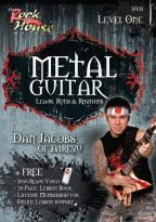 Metal Guitar Leads Runs & Rhythms - Level 1