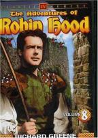 Adventures Of Robin Hood - Vol 8 Classic Television