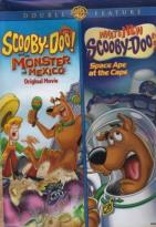 Scooby - Doo And The Monster Of Mexico/What's New Scooby Doo? Vol. 1 Space Ape at the Cape