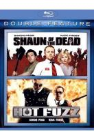 Hot Fuzz/Shaun Of The Dead - Double Feature