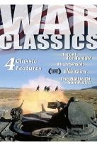 War Classics - Vol. 6: 4 Feature Films