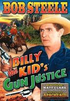 Billy The Kid's Gun Justice/Matt Clark, Railroad Detective Meets The Apache Kid
