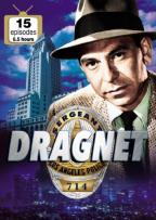 Dragnet: 15 Episodes