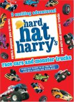 Hard Hat Harry - Race Cars And Monster Trucks