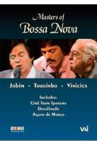 Masters of Bossa Nova - Jobim, Vinicius, Toquinho