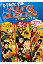 Young Justice: Season 1, Vols. 1-3