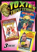 Toxie's Triple Terror - Vol. 3