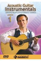 Acoustic Guitar Instrumentals - Martin Simpson: Vol.1