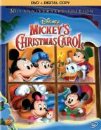 Walt Disney Mini Classics - Mickey's Christmas Carol