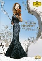 Anne-Sophie Mutter - The Violin Concertos