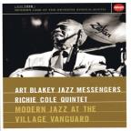 Modern Jazz at the Village Vanguard: Art Blakey and the Jazz Messengers/Richie Cole Quintet