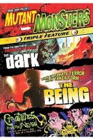 Mutant Monsters Triple Pack - The Being/The Dark/Creatures From the Abyss