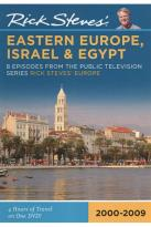 Rick Steves' Eastern Europe, Israel, And Egypt 2000-2009