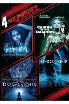 4 Film Favorites: Thriller Collection