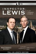 Masterpiece Mystery!: Inspector Lewis - Pilot Through Series 6