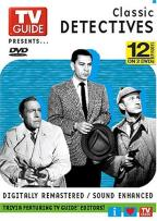 TV Guide Presents - Classic Detectives: 12 Episodes
