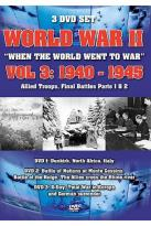 World War II - Vol. 3 1940 - 1945