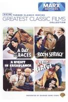 TCM Greatest Classic Films Collection: Marx Brothers