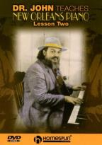 Dr. John Teaches New Orleans Piano - V. 2