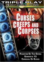 Curses, Creeps and Corpses