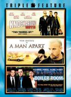 Man Apart/Boiler Room/Knockaround Guys