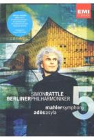 Sir Benjamin Rattle/Bpo: Symphony 5 Live In Berlin