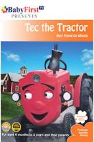 BabyFirstTV Presents - Tec the Tractor