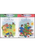 Caillou - 2-Pack: Caillou's Family Fun/Caillou's Holidays