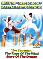 Best of Old School Martial Arts Action 3-Pack