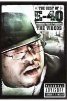 E-40 - The Video Collection