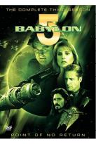 Babylon 5 - The Complete Third Season