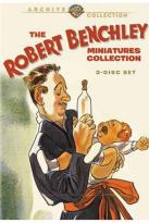 Robert Benchley Miniatures Collection