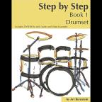 Step by Step: Book 1 - Drumset