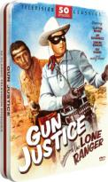 Gun Justice Featuring The Lone Ranger: 50 Episodes