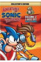 Adventures Of Sonic The Hedgehog: Vol. 2