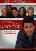 Everybody Loves Raymond - The Complete Seasons 1-4