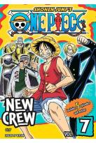 One Piece - Vol. 7: New Crew