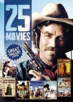 25 Movies: Westerns, Vol. 1
