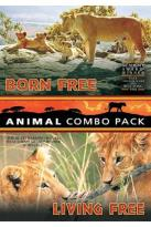 Born Free/Living Free - Box Set
