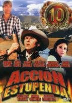 Accion Estupenda - 10 Movie DVD Set