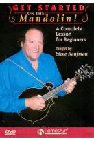 Steve Kaufman: Get Started on the Mandolin!