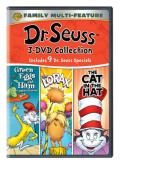 Dr. Seuss 3-DVD Collection