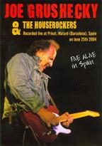 Joe Grushecky & The Houserockers - Five Alive In Spain