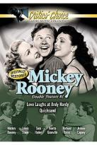 Mickey Rooney Double Feature #1