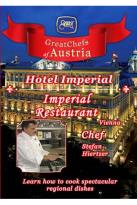 Great Chefs of Austria: Chef Stefan Hierzer - Vienna Hotel Imperial